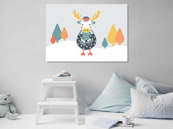 DIY A2-Moose-Poster