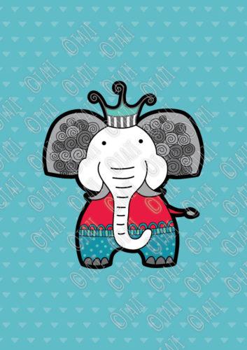 DIY A3-Elephant-Preview