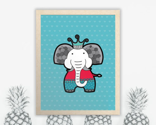 DIY A3-Elephant-Frame