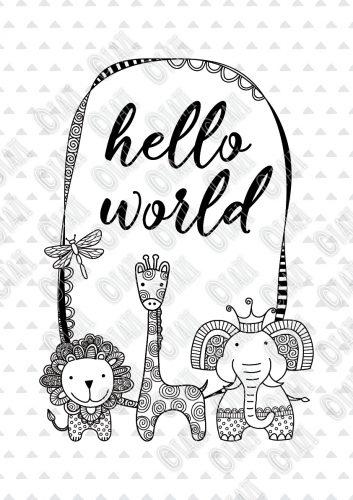 DIY hello world