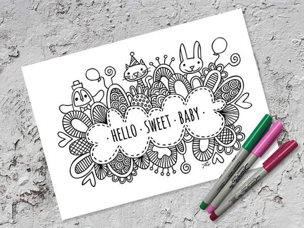 A4-hello-sweet-baby-grey