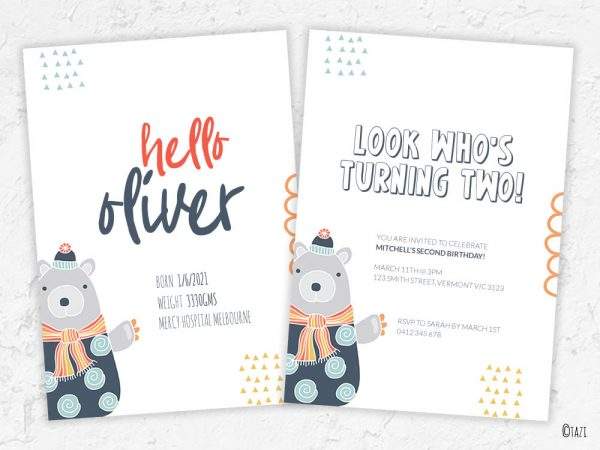 DIY A5-background-bear-mockups