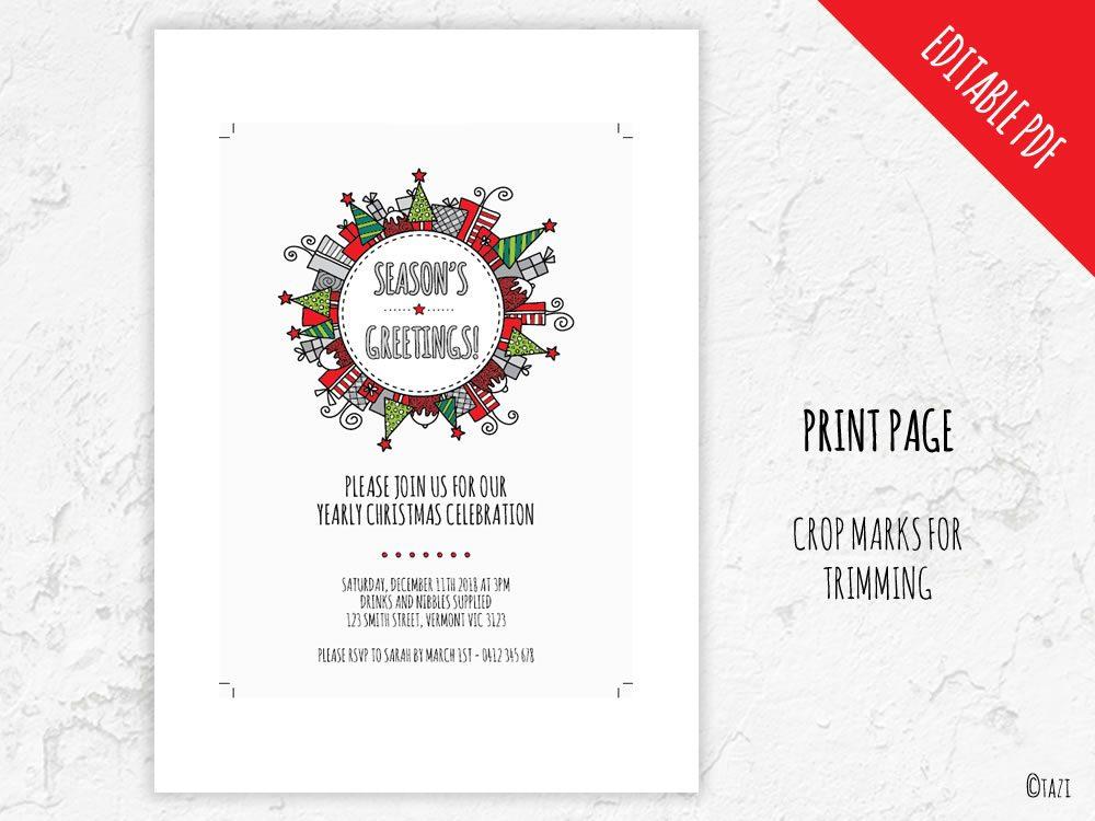 DIY Christmas-Bauble-Print
