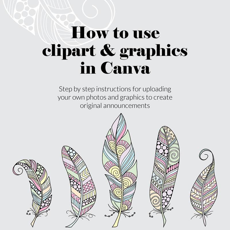 DIY canva-clipart