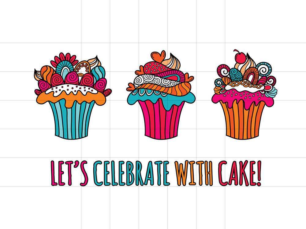 DIY Cupcake Celebrate