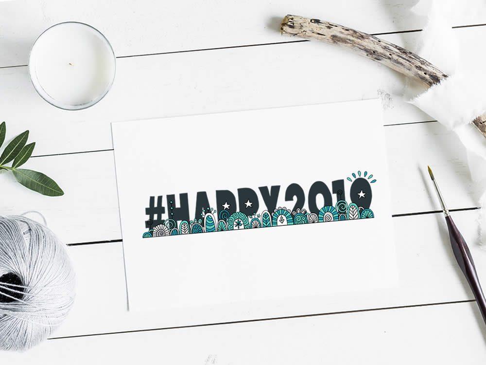 DIY happy-2019-mockup