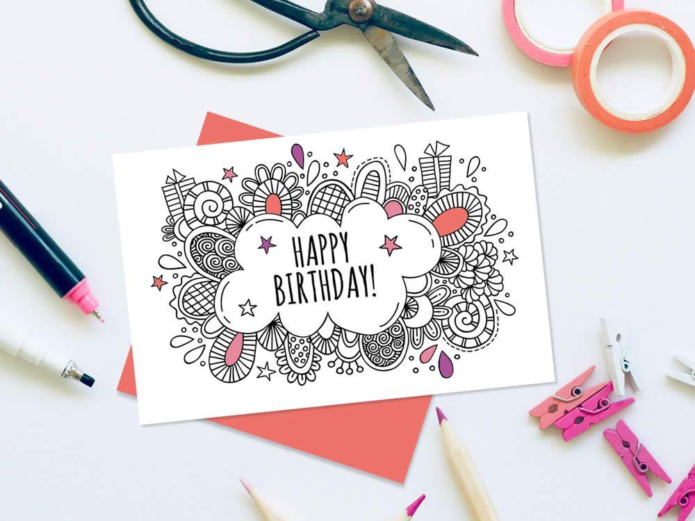 DIY happy-birthday-mockup