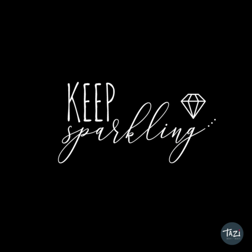 DIY keep-sparkling