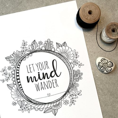 Tazi let your mind wander