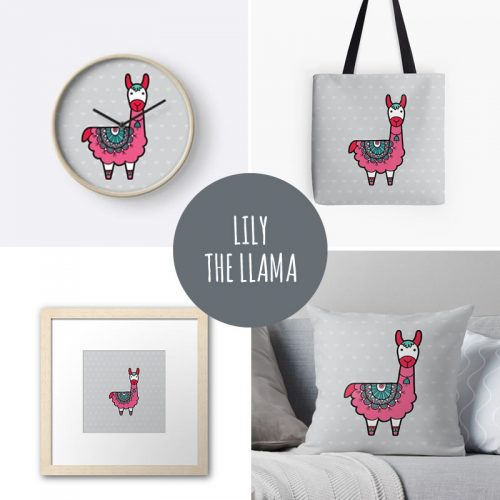 DIY-lily-llama
