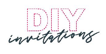 DIY Invitations logo