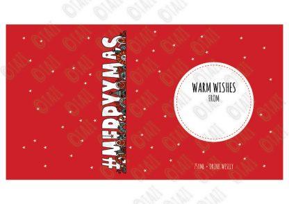DIY merryxmas-wine-wrapper-preview