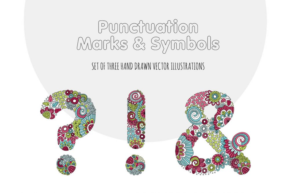 DIY punctuation hero