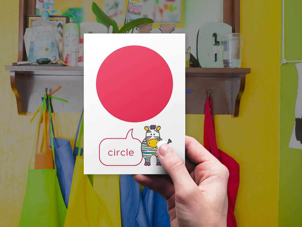 DIY shapes-circle