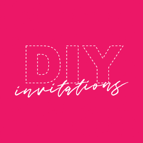 DIY Invitations Icon