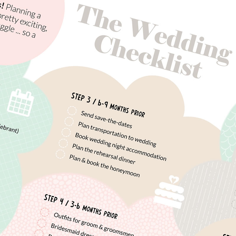 DIY wedding-checklist