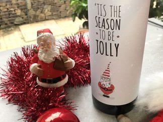 DIY wine-wrapper-bottle